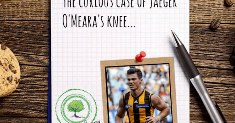 Knee Tendonitis: Have We Missed This? ft. Jaeger O'Meara