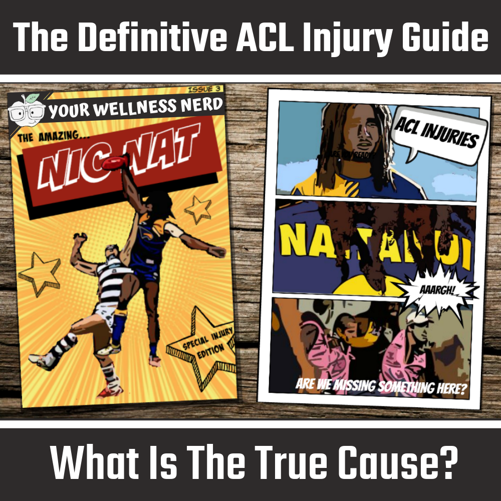 Definitive ACL Injury Guide: Save Your Knees By Freeing Up Your Ankles